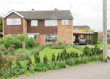 Thumbnail 3 bed property to rent in Kings Hedges, St. Ives, Huntingdon