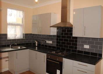 Thumbnail 4 bed triplex to rent in Gonville Road, London