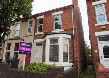 Thumbnail 2 bed semi-detached house for sale in Humber Road, Beeston