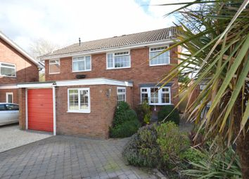 Thumbnail 3 bed semi-detached house for sale in Cherrybrook Drive, Broseley, Shropshire.
