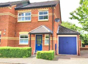 Thumbnail 3 bedroom end terrace house for sale in Old Brewery Close, Aylesbury