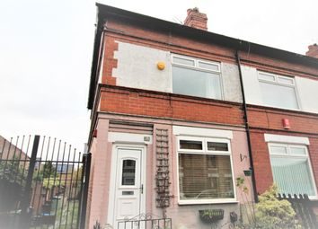 Thumbnail 2 bed terraced house to rent in Allanson Road, Manchester