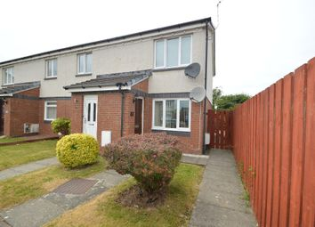 Thumbnail 2 bed flat for sale in Nisbet Drive, Prestwick, South Ayrshire