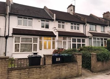 Thumbnail 3 bed terraced house to rent in Woodhouse Road, North Finchley