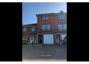 Thumbnail 3 bed terraced house to rent in Saffron Way, Fareham