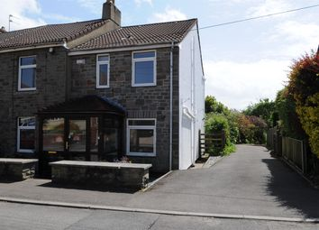 Thumbnail 4 bed semi-detached house for sale in Hollyguest Road, Hanham, Bristol