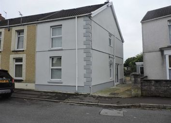 Thumbnail 2 bedroom end terrace house for sale in Water Street, Pontarddulais, Swansea