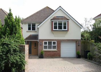 Thumbnail 4 bed detached house for sale in Chewton Common Road, Highcliffe, Christchurch, Dorset
