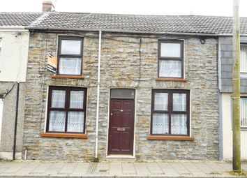 Thumbnail 2 bed terraced house for sale in Ystrad -, Pentre