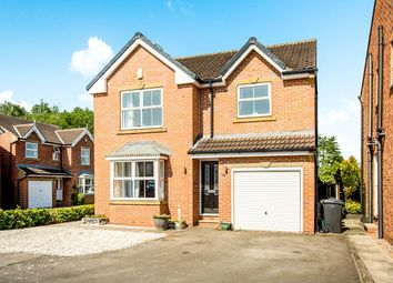 Thumbnail 4 bed detached house for sale in Conway Court, Bessacarr, Doncaster