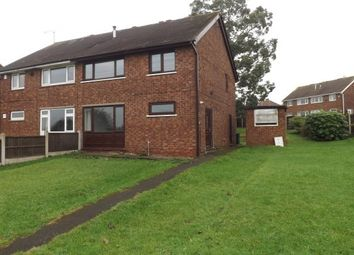 Thumbnail 3 bed semi-detached house to rent in Creswick Road, East Herringthorpe, Rotherham