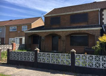 Thumbnail 3 bed semi-detached house for sale in Ty Coch, Rhymney, Tredegar