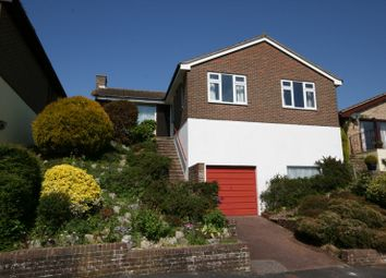 Thumbnail 3 bed bungalow for sale in Wanderdown Way, Ovingdean, Brighton, East Sussex