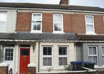Thumbnail 2 bedroom terraced house to rent in Lanfranc Road, Worthing
