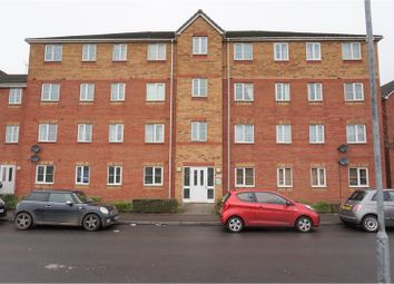 Thumbnail 1 bed flat for sale in Beaufort Square, Cardiff