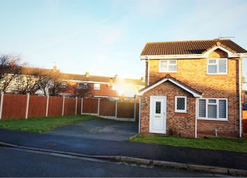 Thumbnail 3 bed detached house for sale in Lon Glanfor, Abergele