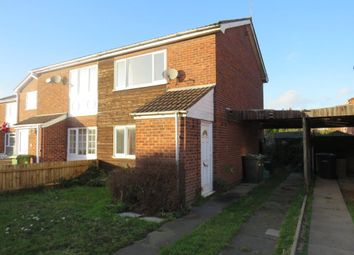 Thumbnail 2 bed semi-detached house for sale in Walgrave, Orton Malborne, Peterborough