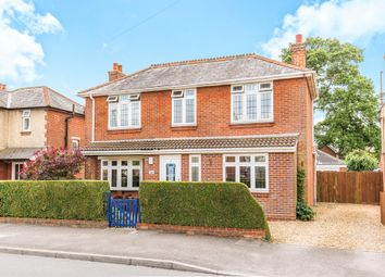 Thumbnail 4 bed detached house for sale in Hatley Road, Southampton