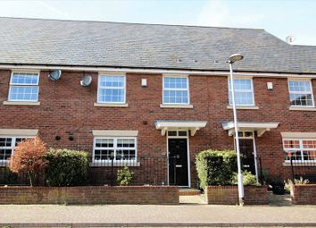 Thumbnail 3 bed terraced house for sale in Bernardines Way, Buckingham