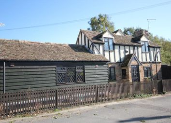 Thumbnail 3 bed detached house for sale in Camel Road, Littleport, Ely
