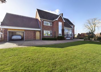 Thumbnail 4 bed detached house for sale in Main Street, Thorpe-On-The-Hill, Lincoln