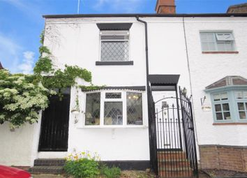 Thumbnail 2 bed end terrace house for sale in Orchard Lane, Great Glen, Leicester