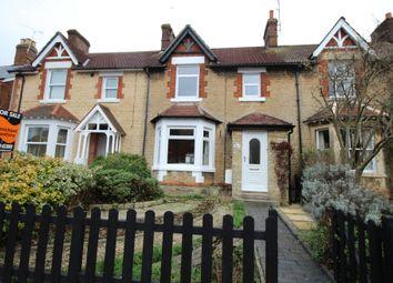 Thumbnail 3 bed terraced house for sale in Sheldon Road, Chippenham