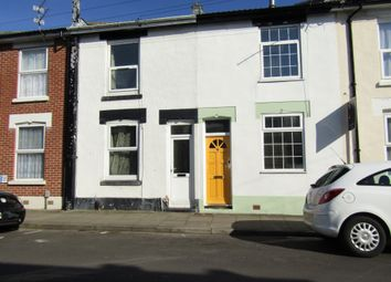 Thumbnail 3 bed terraced house to rent in Boulton Road, Southsea, Hampshire