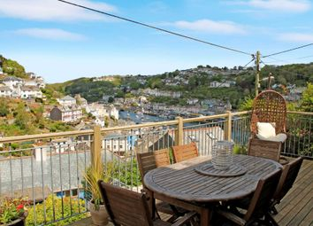 Thumbnail 5 bed detached house for sale in Downs View, Looe