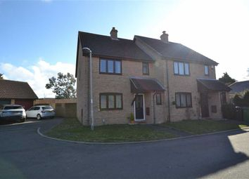 Thumbnail 3 bed semi-detached house for sale in The Turnery, Thatcham, Berkshire