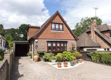Thumbnail 3 bedroom bungalow for sale in Pinehill Road, Crowthorne, Berkshire