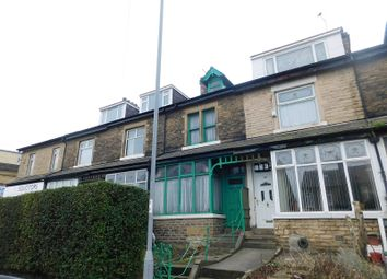 Thumbnail 4 bed terraced house for sale in Heaton Road, Heaton, Bradford
