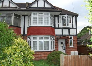 Thumbnail 1 bed maisonette for sale in St. Andrews Road, Kingsbury