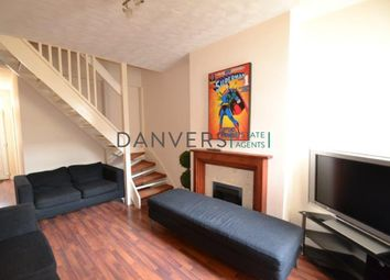 Thumbnail 4 bed terraced house to rent in Livingstone Street, Leicester