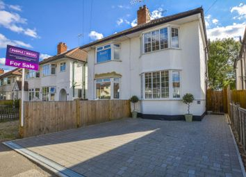 2 bed semi-detached house for sale in Buckland Crescent, Windsor SL4