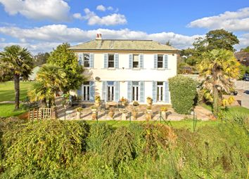 Thumbnail 6 bed link-detached house for sale in Strawberry Hill, Lympstone, Exmouth