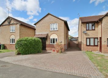 Thumbnail 3 bed detached house for sale in Welland Close, Long Lawford, Rugby