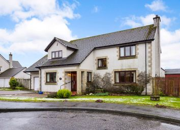 Thumbnail 6 bed detached house for sale in Macrosty Gardens, Crieff