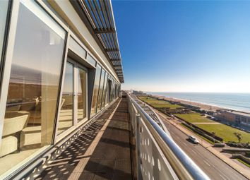 Thumbnail 3 bed flat for sale in Horizon, 205-209 Kingsway, Hove, East Sussex