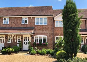 Thumbnail 2 bed terraced house for sale in Thorpe, Surrey