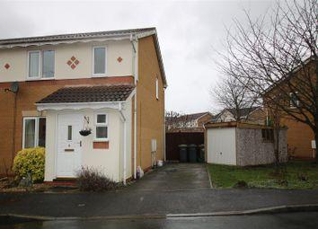 Thumbnail 3 bed semi-detached house for sale in Mareham Close, Bracebridge Heath, Lincoln