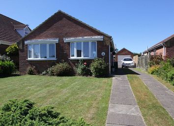 Thumbnail 2 bed detached bungalow for sale in Elliott Way, Chapel St. Leonards, Skegness, Lincolnshire