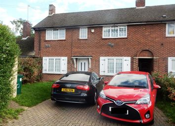 Thumbnail 3 bed end terrace house to rent in Hannibal Road, Stanwell, Staines