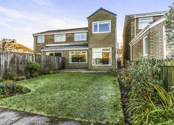 Thumbnail 3 bed semi-detached house for sale in Elsdon Gardens, Consett