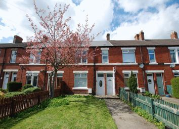 Thumbnail 3 bedroom flat for sale in East View, Wideopen, Newcastle Upon Tyne