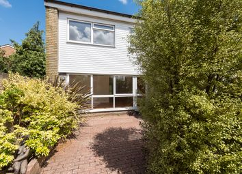 Thumbnail 3 bed end terrace house to rent in Garden Close, St.Albans