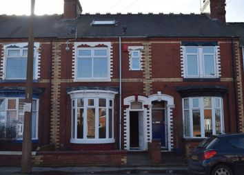 Thumbnail 4 bed terraced house to rent in Wentworth Road, Doncaster