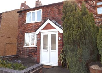 Thumbnail 2 bed end terrace house for sale in Wereton Road, Audley