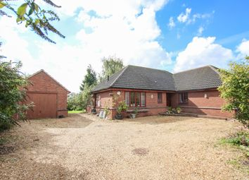 Thumbnail 4 bed detached bungalow for sale in London Road, Stapleford, Cambridge