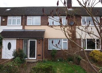 Thumbnail 3 bed terraced house to rent in Pinewood Way, Brentwood